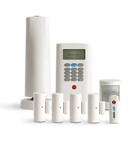 Wireless Home Security Command