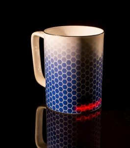 Self-Heating Smart Mug