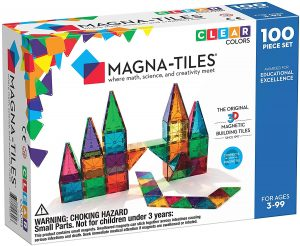 3D Magnetic Building Sets