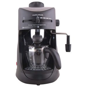Espresso & Cappuccino Coffee Maker