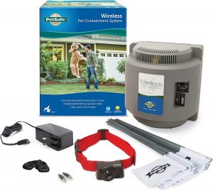 Wireless Electric Pet Fence