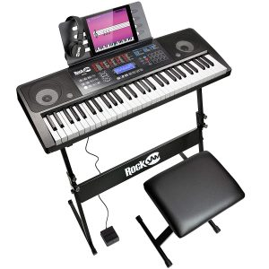 Interactive Teaching Piano Keyboard