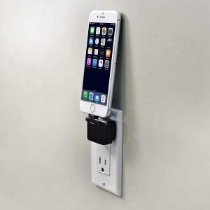 World's Smallest Wall Charger with foldable plug