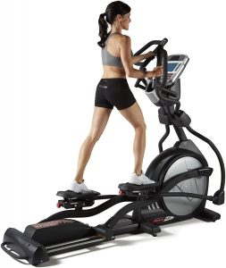 Sole Fitness Elliptical Machine
