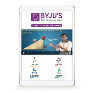 Byju's Learning App - JEE+NEET (PCMB)