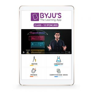 Byju's Learning App - JEE (PCM)