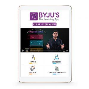 Byju's Learning App - JEE (PCM)