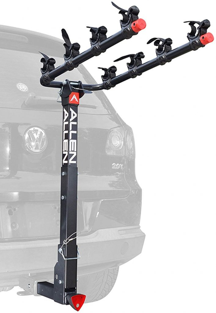 Bike Hitch Rack