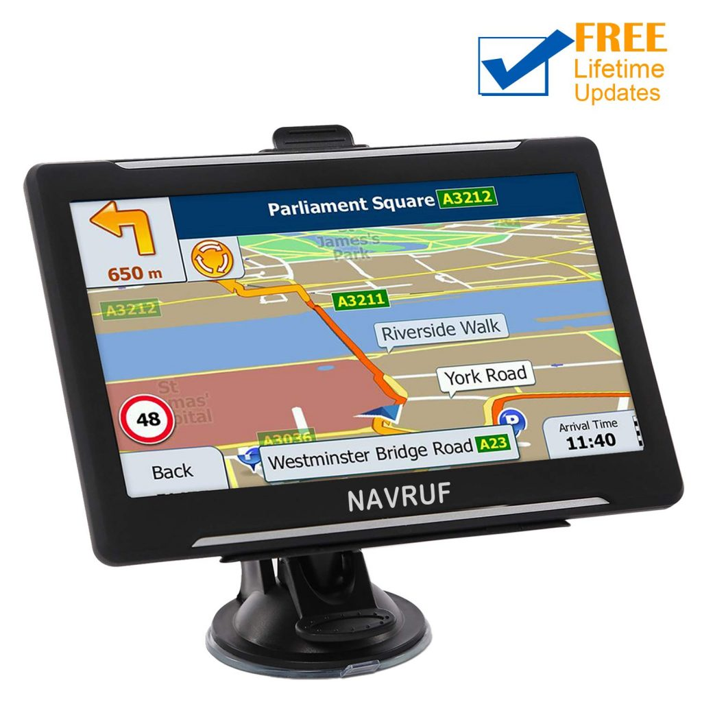 Garmin nüvi 2789LMT 7-Inch Portable Bluetooth Vehicle GPS with Lifetime Maps and Traffic