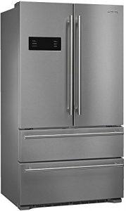 "Smeg 36"" French Door Counter-Depth Refrigerator"