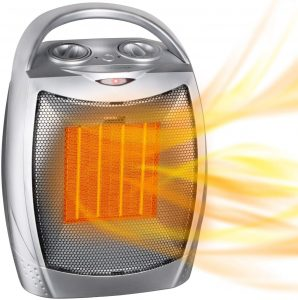 1500W / 750W Ceramic Space Heater