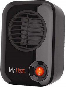 100 MyHeat Personal Ceramic Heater