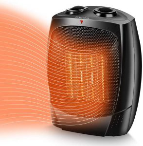 TRUSTECH Space Heater, 1500W Portable Heater
