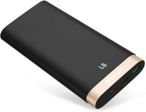 iMuto Portable Charger 26800mAh Quick Charge 3.0