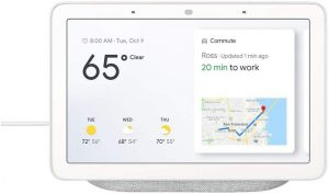 Google Home Hub - Smart Home Controller Assistant