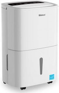 Shinco 70 Pints Dehumidifier