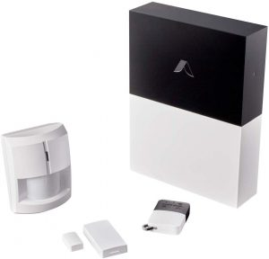abode Essentials Starter Kit Wireless Home Security System