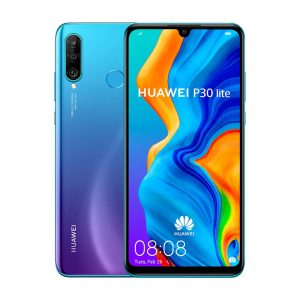 "Huawei P30 Lite (128GB, 4GB RAM) 6.15"" Display, AI Triple Camera"