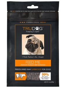 Freeze Dried Raw Superfood - Real Meat Dog Food