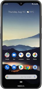 - Android 9.0 Pie - 128 GB