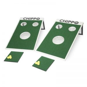 CHIPPO Golf backyard tailgate cornhole game