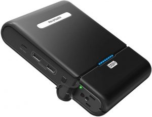 AC Outlet Portable Laptop Charger, RAVPower 27000mAh Power Bank