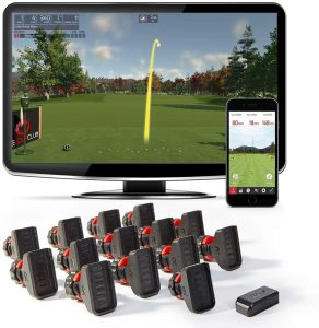 Rapsodo R-Motion Golf Simulator and Swing Analyzer