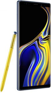 Galaxy Note 9 with 128GB