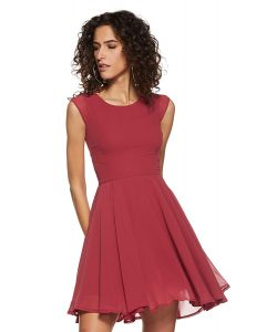 Harpa Women's Georgette Dress
