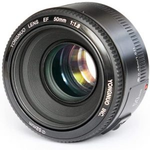Popular DSLR Lenses