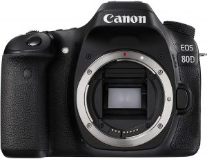Canon Digital SLR Camera Body [EOS 80D]
