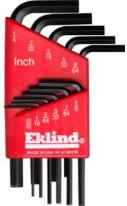 EKLIND 10111 Hex-L Key allen wrench
