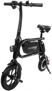 Swagtron SWAGCYCLE Envy Steel Frame Folding