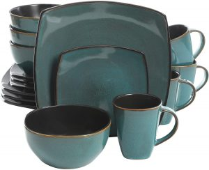Gibson Elite Soho Lounge 16 Piece Dinnerware Set