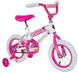 "Magna Girls 12"" Sweet Heart Bike"