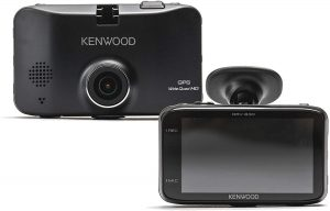 Kenwood DRV-830 Wide Quad HD Dashboard Camera