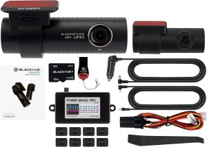 Blackvue DR900S-2CH with Power Magic Pro