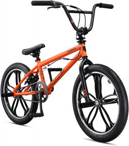 Mongoose Legion Freestyle Sidewalk BMX Bike