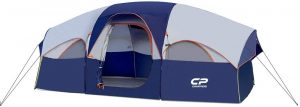 HIKERGARDEN CAMPROS 8 Person Camping Tents