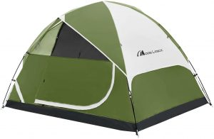 MOON LENCE Camping Tent 2/4/6 Person Family Tent