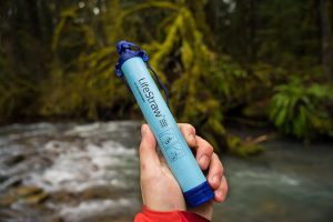 LifeStraw Personal Water Filter for Hiking, Camping, Travel