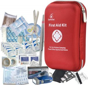 Camping First Aid Kits
