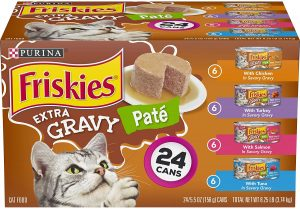 Purina Friskies Pate Wet Variety Pack