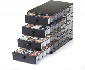 4-Tier Storage Drawer
