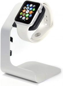 Apple Watch Charging Stand for Series 6 / SE / Series 5 / Series 4 / Series 3 / Series 2; 38mm/40mm/42mm/44mm Apple watch