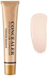 Concealer to Cover Tattoo Scar Birthmarks Waterproof Shade Makeup Face Corrector