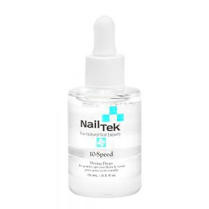 Nail Tek 10-Speed, Polish Drying Drops for All Nail Types