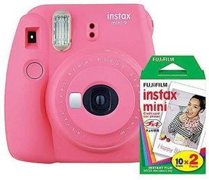Teens Gift Ideas - Fujifilm instax Mini 9 Instant Camera