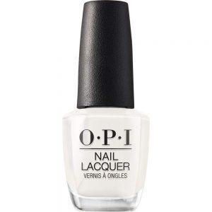 OPI Nail Lacquer, White Nail Polish