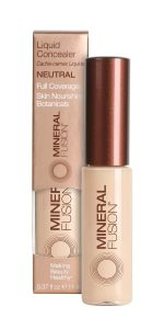 Mineral Fusion Liquid Concealer, Neutral, 0.37 Ounce